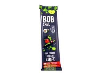 "Bob Snail Bomboane naturale ""Mere-Coacaza negra"" (14 gr.)"