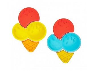 "Canpol 74/022 Inel gingival cu apa ""Ice Cream"""
