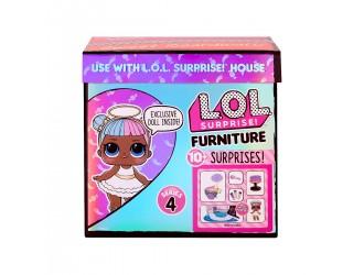 572626 Игровой набор с куклой L.O.L. Surprise! серии Furniture - Леди-Сахарок