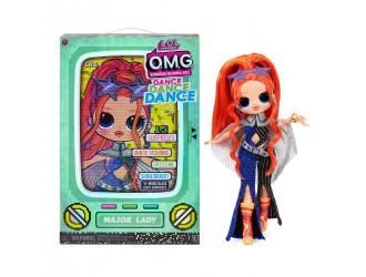 117889 Набор с куклой L.O.L. Surprise! серии O.M.G.Dance  - Леди-Крутышка