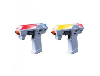 87906 Set de joaca blastere mini LASER X Micro pentru doi jucatori