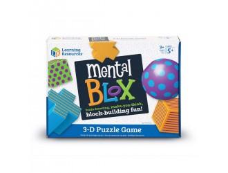 LER9280 Joc de dezvoltare Mental Blox 3D Puzzle LEARNING RESOURCES