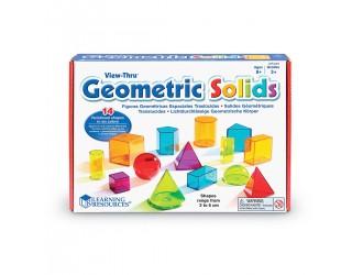 LER4331 Joc educativ 3D FIGURI GEOMETRICE LEARNING RESOURCES