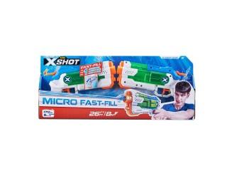 56244 Set 2 Blastere cu apa Fast Fill Small X-Shot