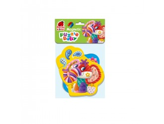 """RK5020-03 Baby Puzzle magnetic """"Elefant-Crocodil"""" Roter Kafer"""