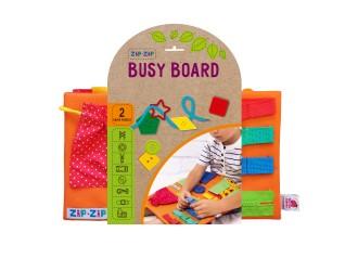RZ1001-02 Обучающая игра Busy Board 2 игровые панели Roter Kafer
