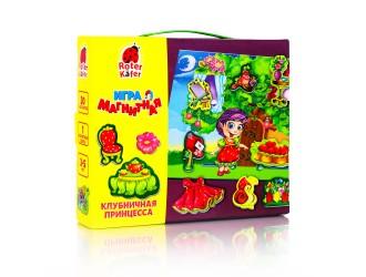 RK2060-03 Joc magnetic Printesa Capsunica Roter Kafer
