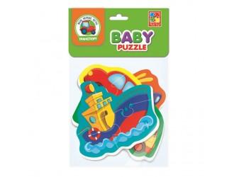"VT1106-57 Baby Puzzle ""Transport"" Vladi Toys"