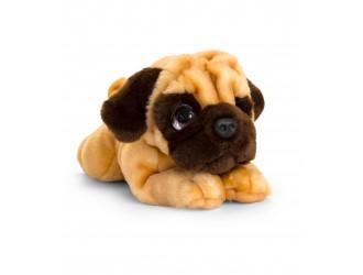 SD2624 Jucarie de plus Signature Cuddle Puppy Mops 25cm