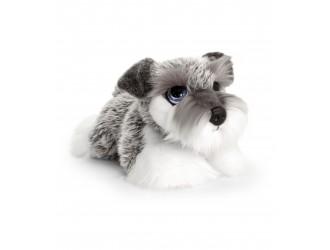 SD2535 Jucarie de plus Signature Cuddle Puppy Schnauzer 32cm