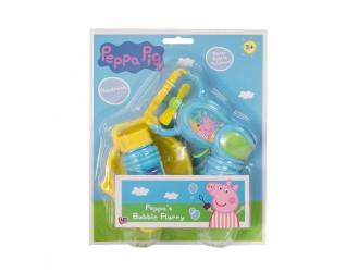 1384506.00 Игровой набор с мыльными пузырями Peppa Pig - Баббл-всплеск