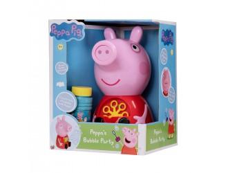 1384510.00 Игровой набор с мыльными пузырями Peppa Pig - Баббл-машина
