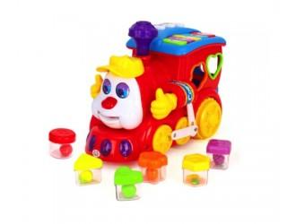 """Huile Toys 556 Jucarie-sotator muzicala """"Trenut"""""""
