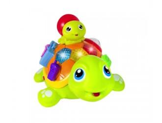 "Hola Toys 868 Jucarie muzicala ""Turtle"""