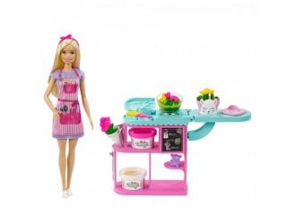 GTN58 Magazin de florarie Set Barbie