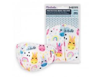 99700 Martinelia Maska pentru Copii Unicorn