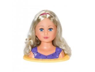825990 Jucarie Cap de Papusa Manechin pentru Coafuri Baby Born cu accesorii