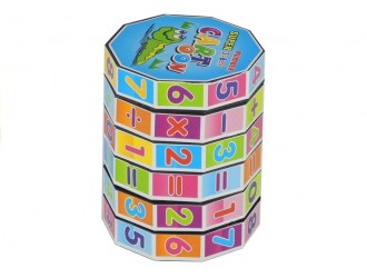 1282 Cub educational pentru invatarea operatiilor matematice