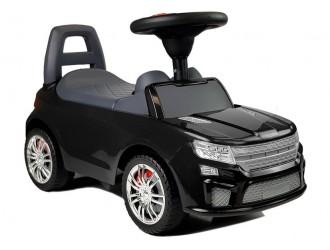 8573 Masina Tolocar culoare neagra Super Car No.6 (cu sunete)