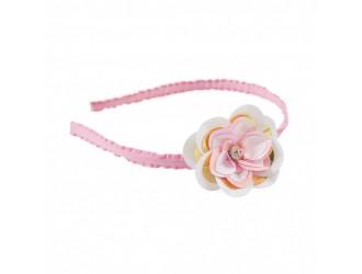 89039 Accesoriu Cerc pentru par Glitter Petal Flower Great Pretenders