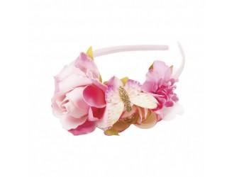 89040 Accesoriu Cerc pentru par Fairy Flower Great Pretenders
