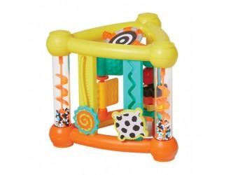 306161I Развивающая игрушка Треугольник INFANTINO