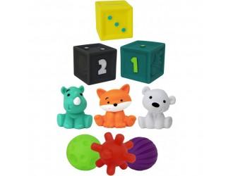 315072I Игровой набор N1 с различными игрушками INFANTINO