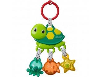 316188I Подвесная игрушка Морская черепаха INFANTINO
