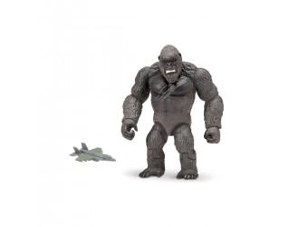 35304 Фигурка Kong  с самолетиком 15 см Godzilla vs. Kong