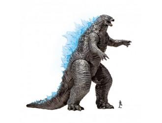 35582 Figurina Mega Godzilla 33 cm cu sunet si lumini Godzilla vs. Kong