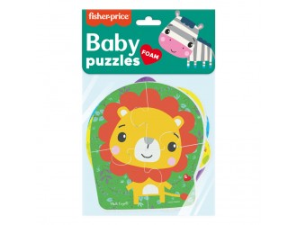 "VT1106-69 Baby Puzzle magnetic ""Fisher Price. Leu"" Vladi Toys"