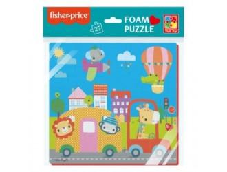"VT1109-05 Puzzle moale 22x23 ""Fisher Price. Orasul"" Vladi Toys"