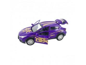 QX30-12GRL-PUR Model auto GLAMCAR  - INFINITI QX30 (violet) Technopark