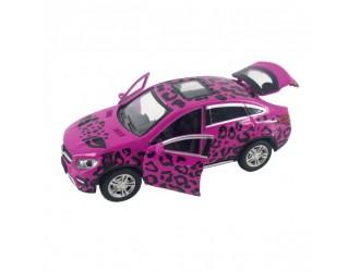 GLECOUPE-12GRL-PIN Model auto GLAMCAR  - MERCEDES-BENZ GLE COUPE (roz) Technopark
