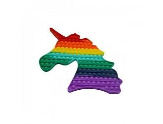 MEGA Pop it & Flip it Unicorn (30 cm)