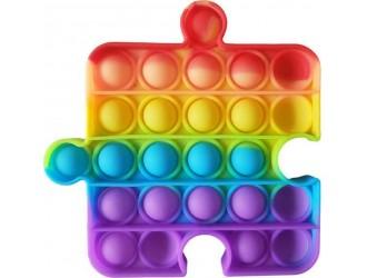 Jucarie Pop it & Flip it Puzzle