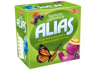56254 Joc ALIAS MINI - NATURA SALBATICA