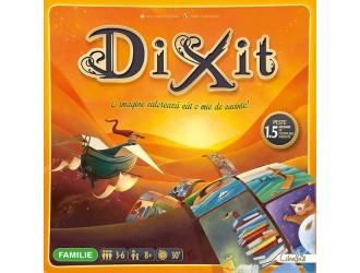 DIX01RO Joc Dixit