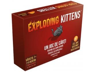 EKEK01RO Joc Exploding Kittens
