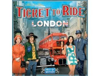 721861 Joc TICKET TO RIDE LONDRA
