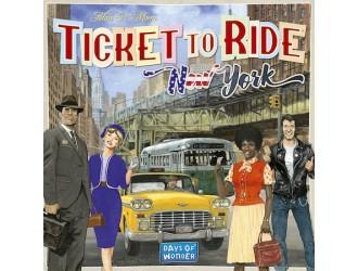 729960 Joc TICKET TO RIDE NEW YORK