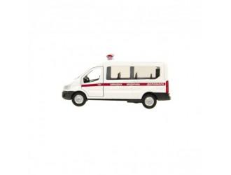 SB-18-18-A-W-WB-N Model auto Ambulanta FORD Technopark