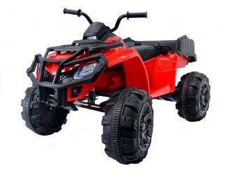 2500 Motocicleta electrica cu 4 roti BDM 0909 culoare rosie 24V