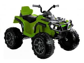2116 Motocicleta electrica cu 4 roti BMD0906 culoare verde 2.4G