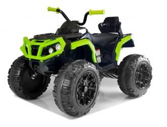 2113 Motocicleta electrica cu 4 roti BMD0906 culoare neagra 2.4G