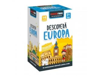 Joc Memorace - Descopera Europa