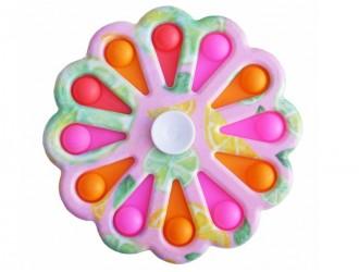 Simple Dimple BIG, multicolor 12 buline+rotire, model 2