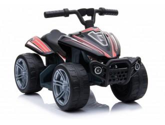 5715 TR1805 Motocicleta electrica cu 4 roti culoare neagra
