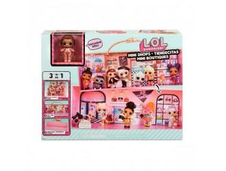 576297 Игровой набор с куклой  L.O.L. SURPRISE! MINI SHOPS 3 in 1