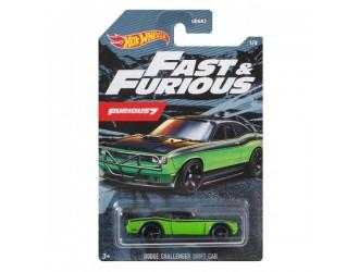 GYN28 Hot Wheels Masina Fast  Furious (as.)